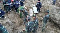 Vừa tìm thấy thêm hai thi thể nạn nhân vụ sạt lở đất kinh hoàng tại Hòa Bình