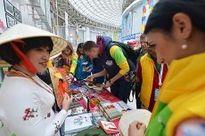 Đa sắc màu những 'Gian hàng đoàn kết' tại Sochi