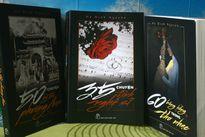 Ra mắt 3 cuốn sách về nghệ sĩ và những chuyện ít người biết
