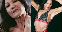 Người mẫu gốc Hàn 9x có làn da như cụ bà 80 tuổi