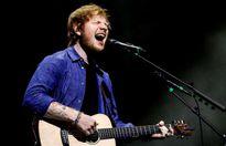 Ca sĩ Ed Sheeran gẫy tay trong tai nạn xe hai bánh