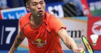 Lin Dan bất ngờ rút khỏi Đan Mạch mở rộng