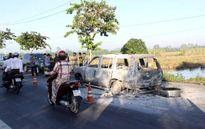 Con gái câu kết với tài xế gây ra vụ đốt xe, khiến cha chết thảm