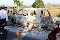 Hậu Giang: Tạm giữ 6 nghi can liên quan đến vụ giết người, đốt xe ô tô