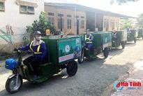 Xe điện thu gom rác: Hiệu quả nhưng còn 'vướng' luật!