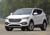 'Đại chiến giá xe': Hyundai SantaFe giảm giá kỷ lục 230 triệu