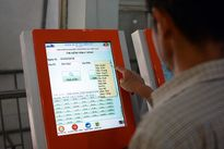 68% số vé tàu Tết được mua qua mạng