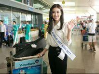 Gặp gỡ Hoa hậu Đỗ Mỹ Linh trước khi cô 'mang chuông đi đánh xứ người'