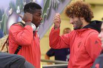 Mourinho không biết khi nào Pogba và Fellaini có thể trở lại