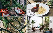 Hẹn hò 20/10 đầy lãng mạn tại quán cafe đậm chất châu Âu giữa lòng Hà Nội