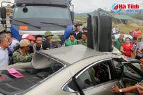 Trâu bò thả rông - Mối nguy tai nạn giao thông
