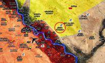 Quân Nga tiến vào khu mỏ khí đốt người Kurd kiểm soát ở Syria