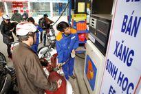 Giá xăng tiếp tục giảm