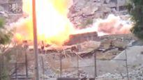 Quân đội Syria lại hứng tổn thất trước phe thánh chiến ven Damascus