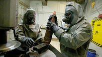 Mỹ bất ngờ thừa nhận phiến quân Syria sử dụng vũ khí hóa học