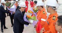 Chính thức vận hành Cảng quốc tế Vissai tại Nghi Thiết, Nghệ An