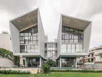 The Concerto House - bản nhạc kiến trúc khác lạ giữa lòng Sài Gòn