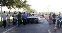 Bi kịch vụ con gái thuê giang hồ đốt xe của cha