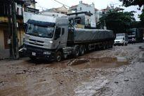 Hà Nội: Dân khốn khổ vì dự án làm đường chậm hơn 10 năm