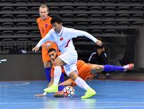 Highlights tuyển futsal Việt Nam 2-2 Hà Lan