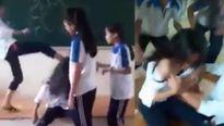 Nhóm nữ sinh đánh hội đồng bạn cùng trường bị đình chỉ học