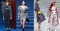 Tuần lễ thời trang Seoul: Sao Việt 'lên đồ lồng lộn', sao Hàn đơn giản bất ngờ