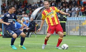 Trận đấu đưa Benevento trở thành đội bóng tệ nhất châu Âu