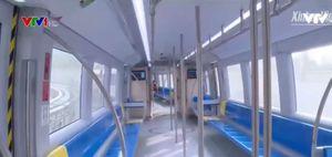 Trung Quốc: Hệ thống tàu đệm từ trường đầu tiên tại Bắc Kinh