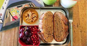 Bữa trưa của học sinh trên thế giới có những món nào?