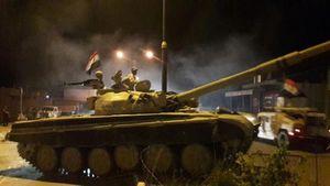 Quân đội Iraq tấn công 'thủ đô' người Kurd, nội chiến nguy cơ bùng phát