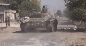 'Hổ Syria' chủ công đánh áp đảo IS tại chảo lửa Deir Ezzor