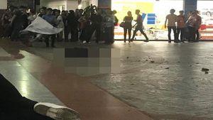 TP. HCM: Nam sinh trường Hutech tử vong nghi do khối bê tông từ trên cao rơi trúng đầu