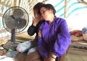 Vợ người đánh kẻ trộm chó ở Hà Nội khóc ngất: 'Kẻ trộm chó đánh nên anh phải phòng thân'