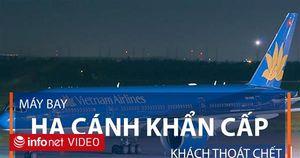 Máy bay Vietnam Airlines hạ cánh khẩn cấp ở Ấn Độ để cấp cứu hành khách