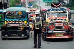 Đình công phản đối xóa sổ xe jeepney ở Philippines