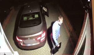 Mất 60 giây, trộm cho xe BMW 'bốc hơi' khỏi gara