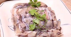 Cách làm thịt đông trong veo, ngon đúng chuẩn