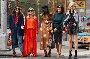 Street style - Điểm nhấn ấn tượng tại các tuần lễ thời trang quốc tế