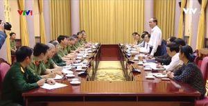 Đảm bảo an toàn tuyệt đối cho APEC 2017