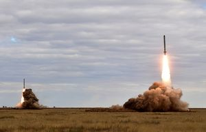 Nga bắn thử thành công tên lửa mới dành cho hệ thống Iskander