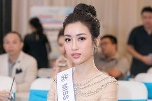 Hoa hậu Đỗ Mỹ Linh nói gì về dự án nhân ái?