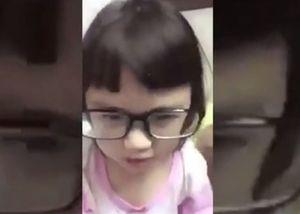 Bé 5 tuổi tâm sự với chị: 'Em có bạn trai nhưng em chia tay rồi'