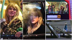 Bị paparazzi bắt gặp quay MV mới, Taylor Swift đang chuẩn bị tung 'bom tấn'?