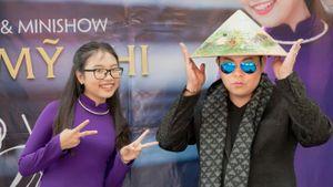 14 tuổi, Phương Mỹ Chi đã có minishow đầu tiên và ra mắt album mới