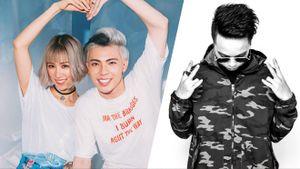 ERIK, Min kết hợp cùng Triple D 'căng đét' với phiên bản Ghen remix