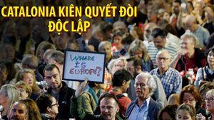 Catalonia kiên quyết không rút lại quyết định ly khai