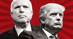 TT Trump cảnh báo trả đũa Thượng nghị sĩ McCain