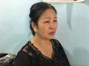 Mẹ nam sinh tử nạn do bê tông rơi: 'Sao con tôi đi học mà cũng chết?'