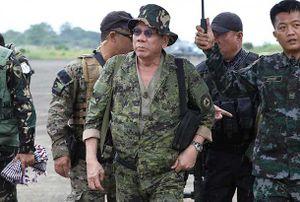 Tổng thống Duterte tuyên bố giải phóng hoàn toàn Marawi