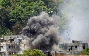 Chùm ảnh nhìn lại 148 ngày giao tranh ác liệt ở Marawi (Philippines)